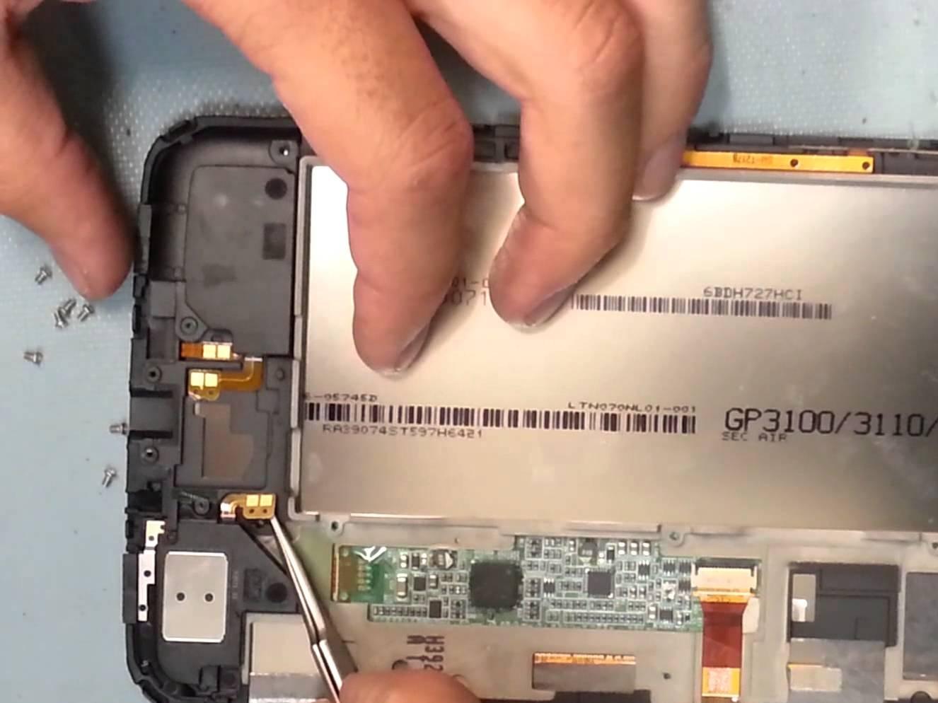 Tablet Repair Cleveland