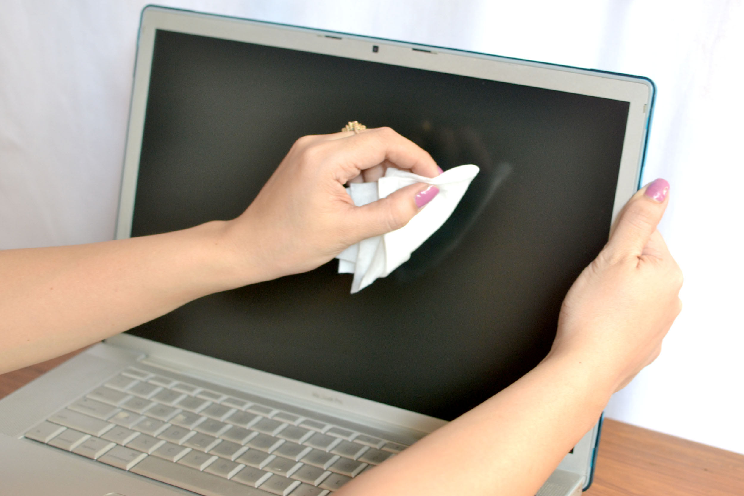 Here's How to Clean Your Laptop Safely