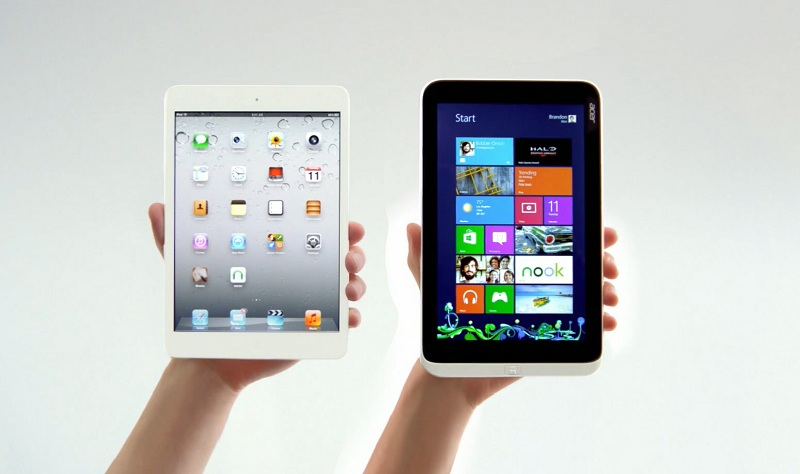 Top mini tablets