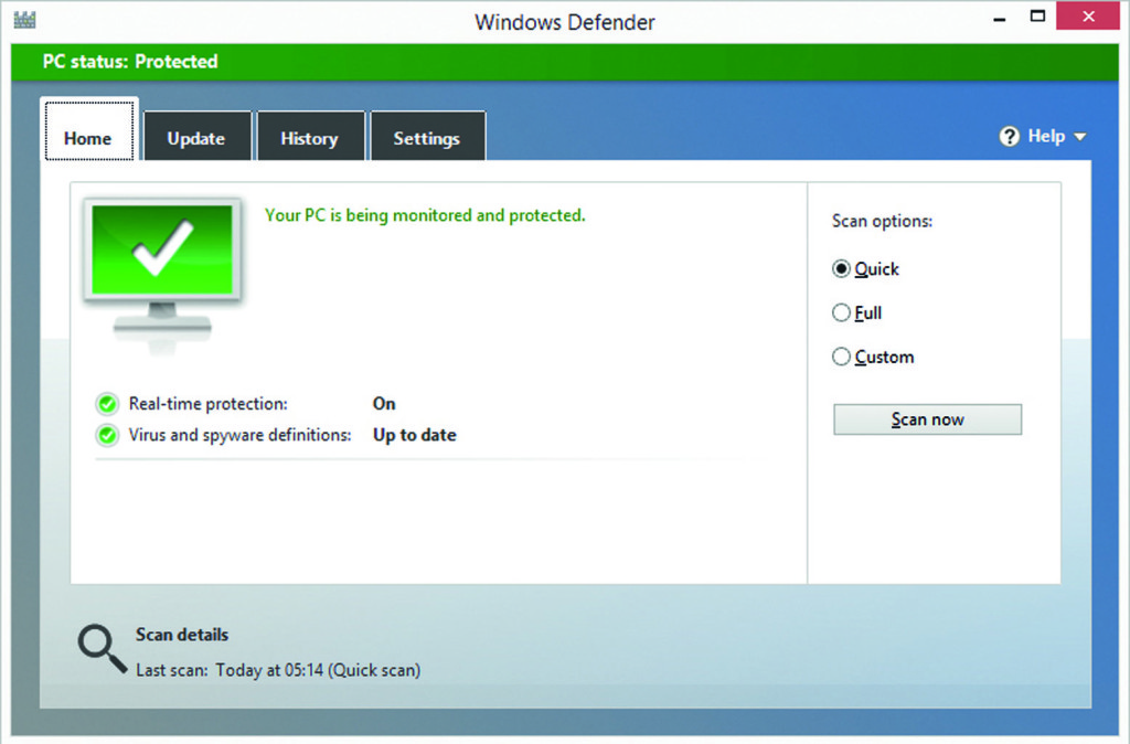 frequent windows defender updates